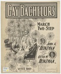 Gay Bachelors : March and Two Step