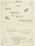 The Red, White And Blue Forever : March and Two-Step