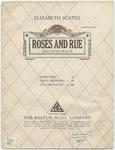 Roses and Rue : Hesitation Waltz