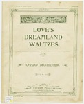 Love's Dreamland Waltzes