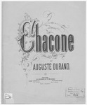 Chacone