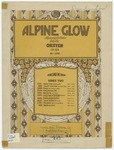 Alpine Glow : Alpengluhen