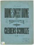 Home, Sweet Home : Transcription