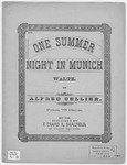 One Summer Night In Munich : Waltz