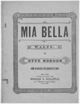 Mia Bella : Waltz