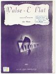 Valse - E Flat
