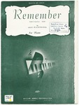 Remember : Souviens - Toi