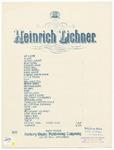 May Breezes : Mailufterl / Heinrich Lichner