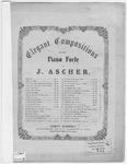 Souvenir De Verdi : Sur Nabucodonosor by Joseph Ascher