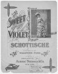 Sweet Violet : Schottische de Concert