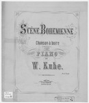 Scene Bohemienne : Chanson A Boire