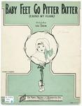 Baby Feet Go Pitter Patter : 'Cross my Floor