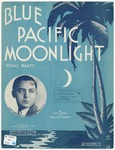 Blue Pacific Moonlight