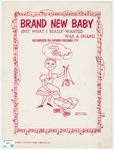 Brand New Baby : But What I Really Wanted Was A Snake