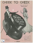 Cheek To Cheek : From the R K O Radio Picture Production