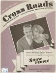 Cross Roads : Theme of Metro - Goldwyn - Mayer's Picture