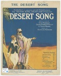 The Desert Song : From the Romantic Operetta