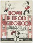 Down In The Old Neighborhood : Waltz
