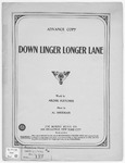 Down Linger Longer Lane
