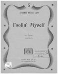 Foolin' Myself : Diagrams for Guitar Acc.