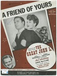 A Friend Of Yours : From The Motion Picture