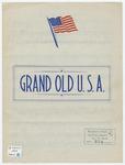 Grand Old U. S. A.