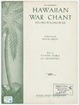 Hawaiian War Chant : Ta-Hu-Wa-hu-Wai