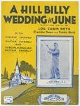 A Hill Billy Wedding in June