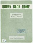 Hurry Back Home