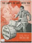The lady's in love with you / words by Frank Loesser ; music by Burton Lane ; piano score by Geo. N. Terry.