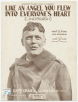 Like An Angel You Flew Into Everyone's Heart : Lindbergh