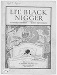 Li'l' Black Nigger