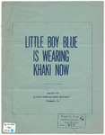 Little Boy Blue Is Wearing Khaki Now