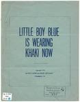 Little Boy Blue Is Wearing Khaki Now