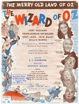 The merry old land of Oz :   featured in the MGM picture The Wizard of Oz