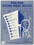The old piano roll blues
