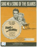 Sing Me A Song Of The Islands
