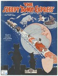 The Sleepy Town Express: Novelty Fox-Trot Song