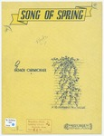 Song Of Speing