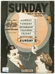 Sunday : Fox-Trot Song