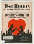 Two hearts =   Zwei Herzen im Dreivierteltakt