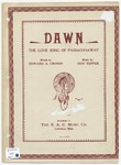 Dawn : The Love Song of  Passaconaway