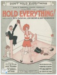Don't Hold Everything : Let Everything Go