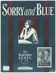 Sorry And Blue