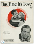 This time it's love :   fox-trot song