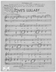 Love's Lullaby
