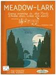 Meadow-lark /