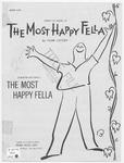 The most happy fella /