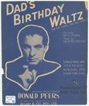 Dad's Birthday Waltz : Mais quand vient le Dimanche