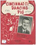 Cincinnatti Dancing Pig